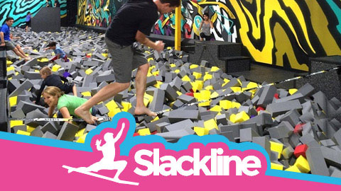 Bigest Trampoline Park in SP